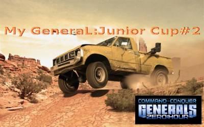 Logo My GeneraL: Junior Cup #2